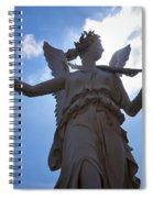 The Castle Of Schwerin Spiral Notebook