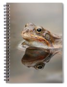 Toad Spiral Notebook