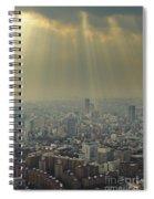 Tokyo, Japan Spiral Notebook