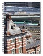 Tokyo Station Spiral Notebook