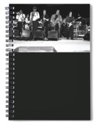 Tower Of Power Spiral Notebook