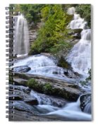 Twin Falls Spiral Notebook