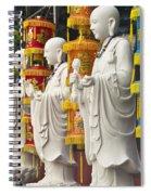 Vietnamese Temple Shrine Spiral Notebook