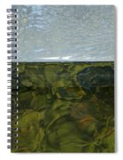 Water Colours Spiral Notebook