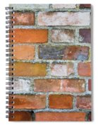 Weathered Wall Spiral Notebook