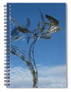 Whirlybird Spiral Notebook