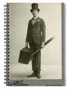 William Hodge (1874-1932) Spiral Notebook