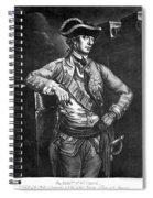 William Howe (1729-1814) Spiral Notebook