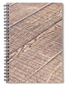 Wooden Floor Spiral Notebook