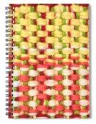 Wool Pattern Spiral Notebook