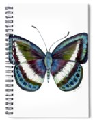 40 Danis Danis Butterfly Spiral Notebook