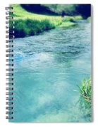 Spring Water Spiral Notebook