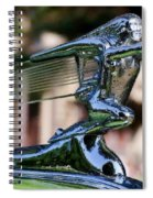 41 Packard Badge Spiral Notebook