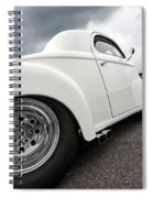 41 Willys Coupe Spiral Notebook