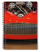 '41 Willy's Coupe Street Rod Spiral Notebook
