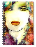 Anette Spiral Notebook