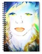 Antoinette Spiral Notebook