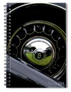 Hillsborough Spiral Notebook
