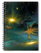 421 Spiral Notebook