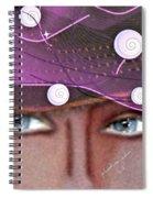 Lili  Spiral Notebook