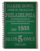 Philadelphia Eagles Spiral Notebook