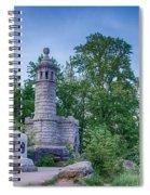 44th New York  7d02380c Spiral Notebook