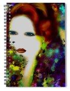 Alexandrine Spiral Notebook