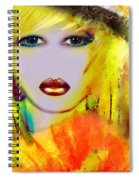 Arnolda Spiral Notebook
