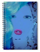 Blanche Spiral Notebook