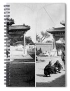 China Boxer Rebellion Spiral Notebook