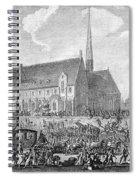 French Revolution, 1789 Spiral Notebook