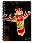 47 Packard Logo Spiral Notebook