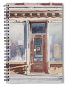 471 West Broadway Soho New York City Spiral Notebook