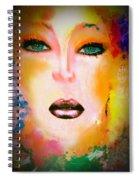 Ghislaine Spiral Notebook