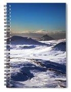 Aerial Photo Spiral Notebook