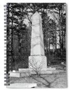 Thomas Jefferson (1743-1826) Spiral Notebook