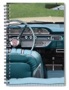 Ford Detail Spiral Notebook