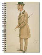 4th Earl Of Dunhaven, Amd Mount-earl Spiral Notebook