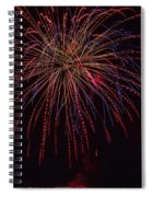 4th July #12 Spiral Notebook