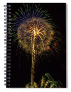 4th July #13 Spiral Notebook