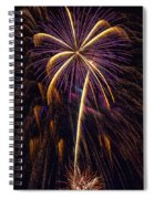 4th July #9 Spiral Notebook