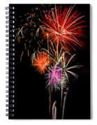 4th Of July 2012 Spiral Notebook