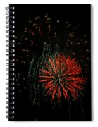 4th Of July 5 Spiral Notebook