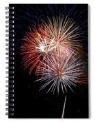 4th Of July 7 Spiral Notebook