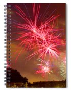 4th Of July In St Louis Spiral Notebook