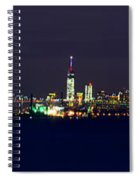4th Of July New York City Spiral Notebook