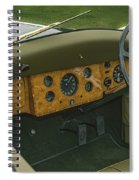1937 47 Rolls Royce Spiral Notebook