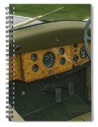 1937 47 Rolls Royce Spiral Notebook