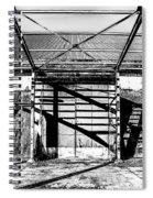 Abandoned Sugarmill Spiral Notebook