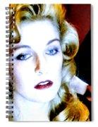 Black Lodge Spiral Notebook